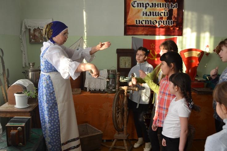 Познавательные программы для юных пугачевцев