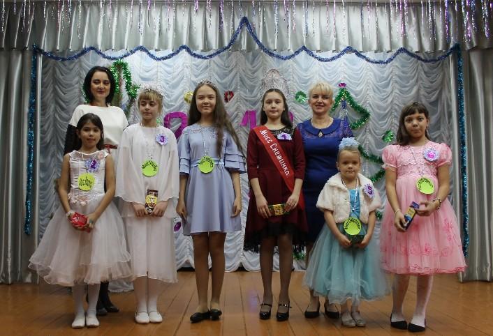 Весело проводят досуг школьники села Надеждинка