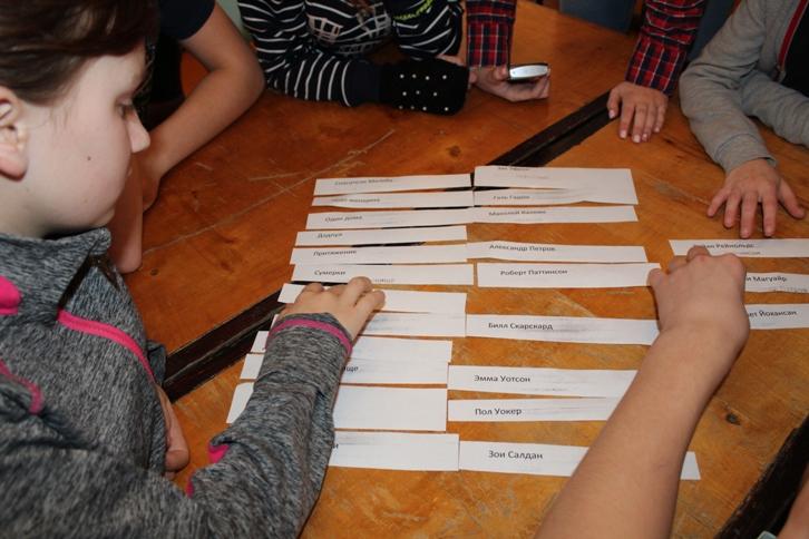 Молодых пугачевцев объединила квест-игра