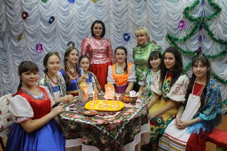 Святки в Пугачевском районе