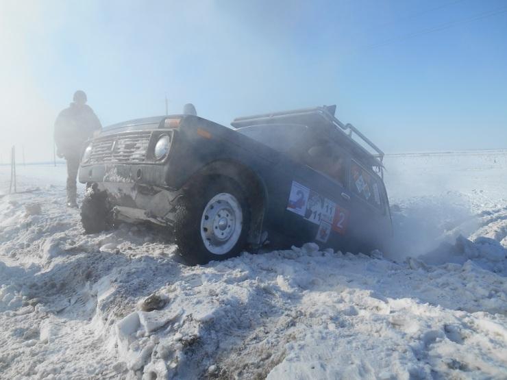 Зимние приключения пугачевских мужчин
