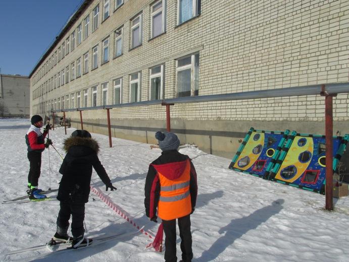 День зимних видов спорта в 14-й школе