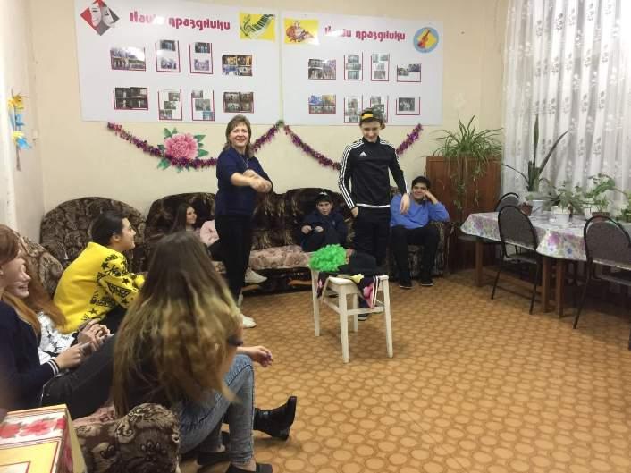 «Мастерские» в Пугачевском районе