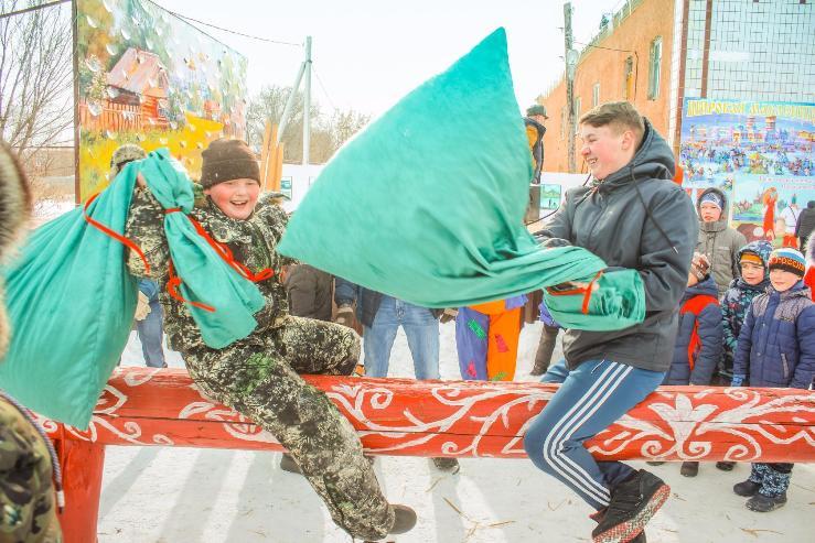 Фольклорные традиции в Давыдовке