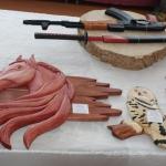 Юбилейная районная выставка детского творчества