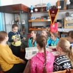 Экскурсия в мини-музей