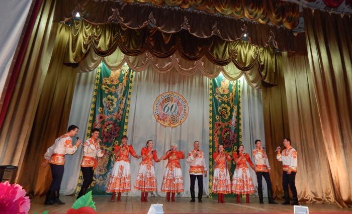 60-летний юбилей «Народного коллектива»
