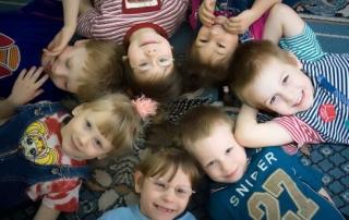 Реабилитация для детей-сирот