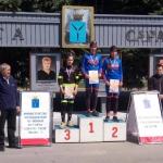 Победители и призеры велоспорта