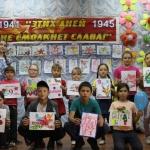 Рисуют дети День Победы