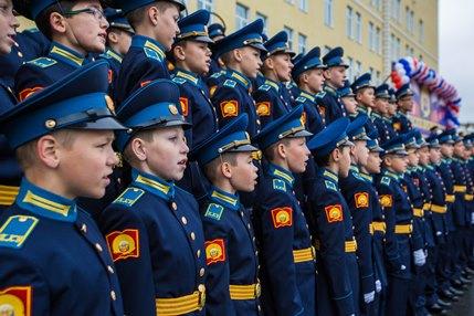 Кадетские корпуса приглашают к обучению
