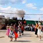Ретро-поезд «Воинский эшелон»