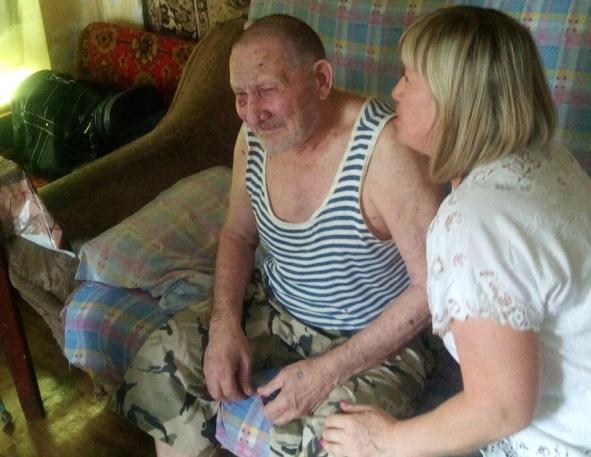 90-летний юбилей отметил житель Пугачева