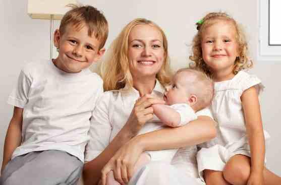 Пенсии для многодетных мам