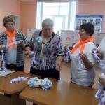 """Клуб """"Старость в радость"""" принимал гостей"""