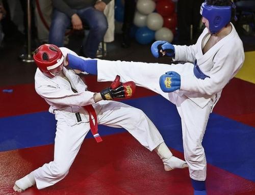 Открытый Кубок Саратовской области по рукопашному бою