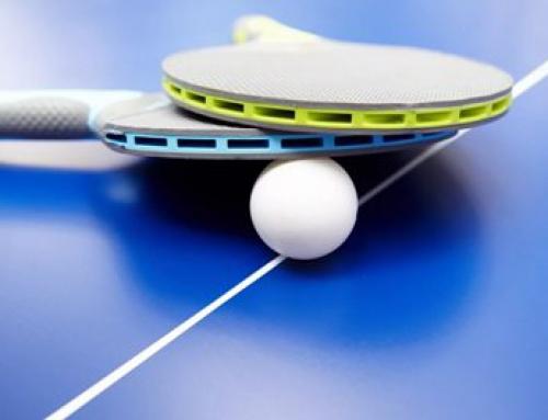 Открытое личное первенство города по настольному теннису