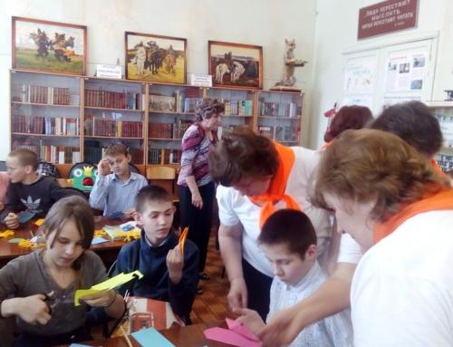 «Серебряные» волонтеры отметили Международный день счастья