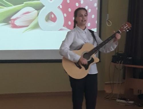 Социальные партнеры поздравили обслуживаемых КЦСОН Пугачевского района с Международным женским днем