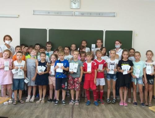 Сотрудники КЦСОН Пугачевского района провели информационную акцию «Правила поведения на воде»