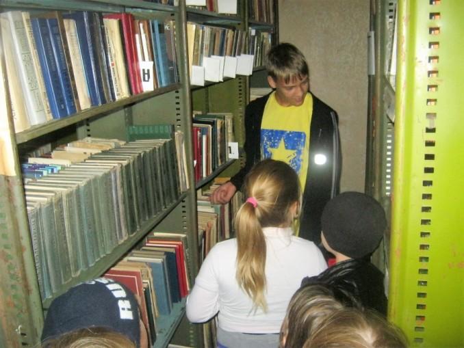 Первоклассники п. Тургеневский стали читателями библиотеки