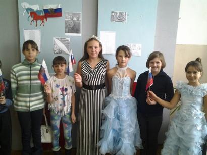 Читатели с. Березово совершили исторический экскурс