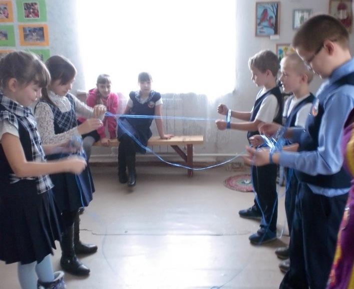 Пугачевские школьники побывали на мероприятии в библиотеке