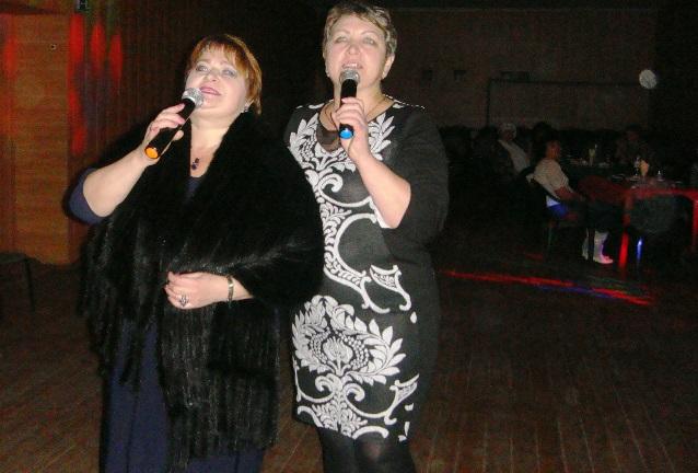Для жителей п. Заволжский организовали вечер отдыха