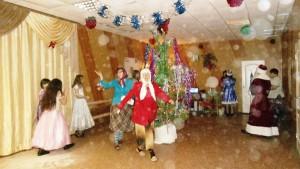 Новогодний вечер в ДК с.Любицкое
