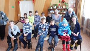 Игровая программа для детей с.Любицкое