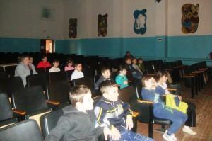 Для школьников с.Камелик подготовили «космическую» презентацию