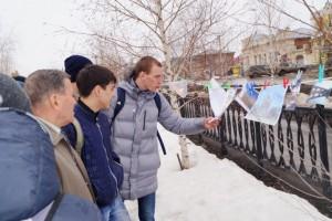 В Пугачеве прошла первая «Фотосушка»