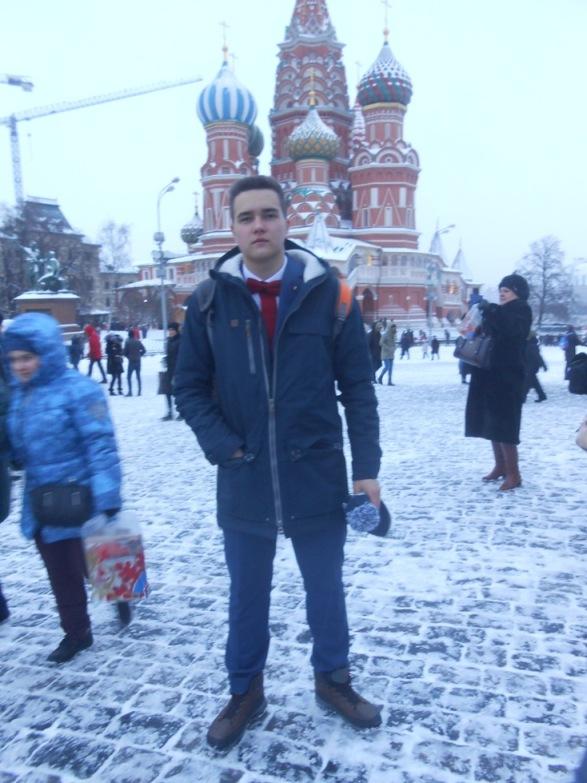 Пугачевский школьник побывал на новогодней елке в Кремле