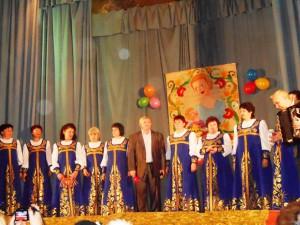 Женщинам – матерям с.Давыдовка признались в любви