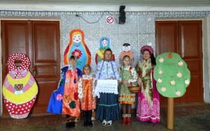 На праздник русской матрешки пригласили в ДК с.Давыдовка