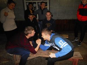 Игровая программа для молодежи в с.Давыдовка