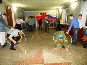 День защитника Отечества в ДК с. Давыдовка