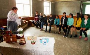 Давыдовские  школьники  побывали в «Городе Мастеров»