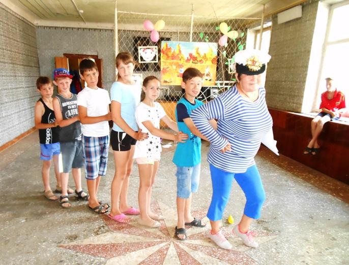 Давыдовских детей пригласили в морское путешествие