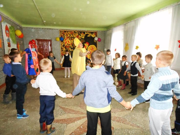 В «хлебобулочное» путешествие отправились давыдовские ребятишки