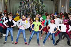 В Пугачеве состоялось мероприятие «Здравствуй, здравствуй, Новый год!»