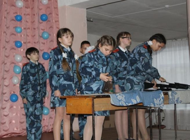 Школьники Пугачевского района приняли участие в патриотическом форуме