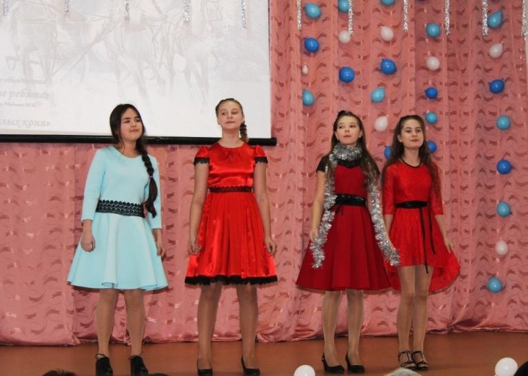 «Новогодний калейдоскоп» талантов показали в ЦРТДЮ