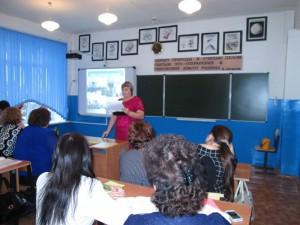 Педагоги СОШ с.Камелик поделились опытом работы
