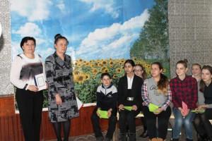 Вечер поэтического настроения для школьников с. Давыдовка