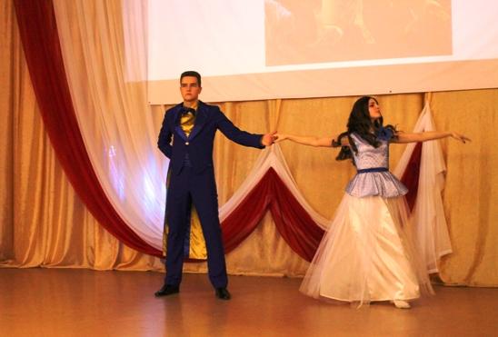 Школьники Пугачевского района собрались на Рождественские встречи