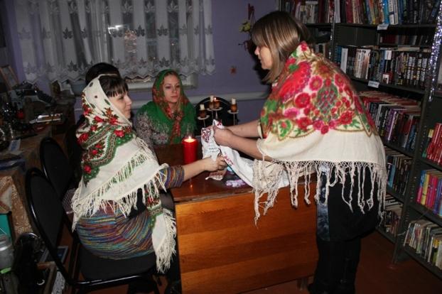 Читатели с Н. Порубежка собрались в литературной светёлке