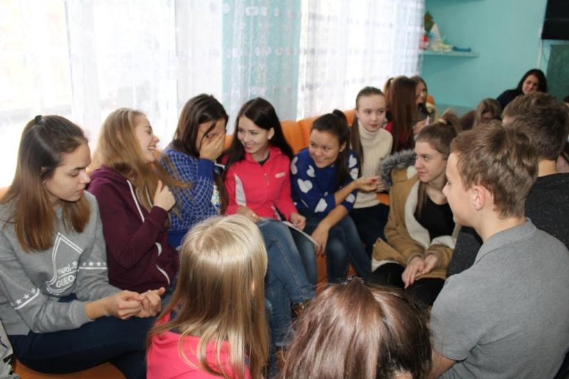 В Пугачёвском районе прошел слёт лидеров