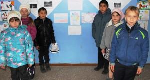 Конкурс детских рисунков «В единстве наша сила»
