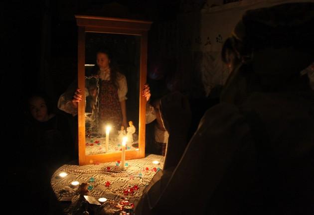 Празднование Крещения в Пугачевском районе